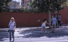 Los semáforos fantasmas de San Roque