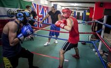 Cáceres, aspirante en el ring nacional
