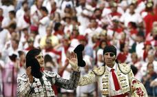 Jandilla, Padilla y Roca Rey acaparan los premios de la Feria de San Fermín