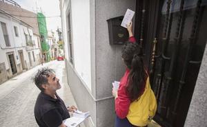 Los vecinos piden que se localicen las tuberías de plomo en Cáceres antes de dar ayudas