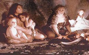 La cueva de Los Postes de Fuentes de León: Dioses, antropófagos y poseídos