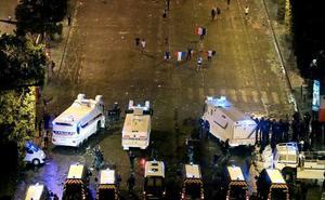 Dos muertos, disturbios y destrozos en Francia por la celebración del Mundial
