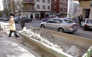 La actividad del transporte de ripios crece un 5% en Badajoz en el primer semestre
