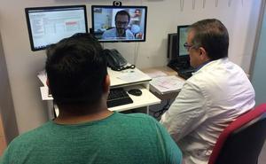 Las teleconsultas de Cirugía Oral y Maxilofacial atienden a 431 pacientes en su primer año