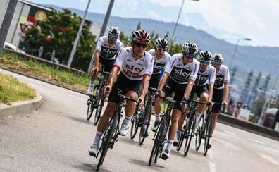 El Tour ataca los Alpes