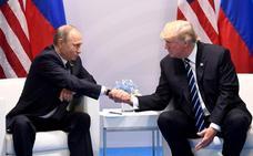 Trump y Putin se reúnen en Helsinki en una cumbre marcada por la falta de expectativas