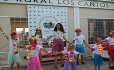 Los Cantos, de Alburquerque, celebra su primer campamento ecuestre bilingüe