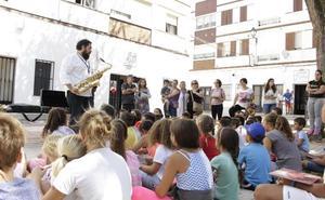 Empieza la ludoteca Natur-ActivaT de Zafra, bajo el lema 'Ciudad Ducal'