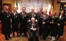 El Colegio de Abogados reconoce la figura de José María González-Haba