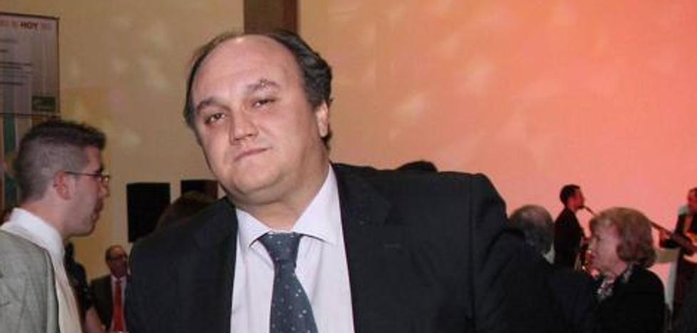 La Cámara de Comercio de Badajoz cesará en el pleno de mañana a Antonio Masa Gragera