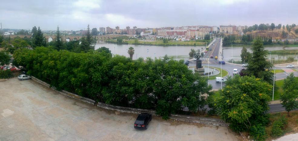 Objetivo: sacar los coches de la Alcazaba de Badajoz