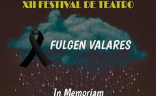 La mujer, eje del XII Festival de Teatro 'Escénicas' de Guareña, dedicado al dramaturgo Fulgen Valares
