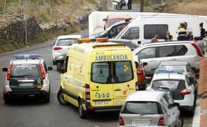 La nota hallada con los cadáveres de la familia de Tenerife era del padre