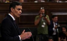 Sánchez: «No tengo ni idea de quiénes son los amnistiados»