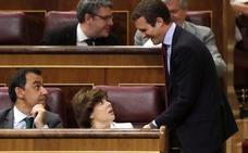 Sáenz de Santamaría y Casado se reúnen sin acuerdo para la lista única