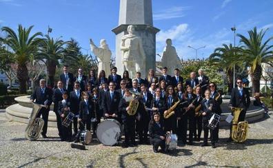La Banda de Música de Villanueva de la Serena obtiene el segundo premio en el Certamen Regional de Azuaga