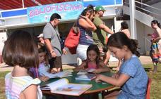 La Granadilla y San Roque de Badajoz inauguran una nueva edición de la Bibliopiscina