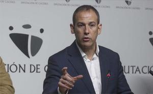 El PP dice que la Diputación cacereña actúa «como un banco, ofrenciendo dinero a los ayuntamientos»