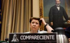 Bronca entre Magdalena Álvarez y José Ignacio Echániz en la comisión de Spanair
