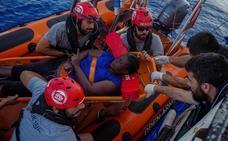 Marc Gasol, en el rescate de inmigrantes: «Frustración y rabia. Increíble que se abandonen personas en el mar»