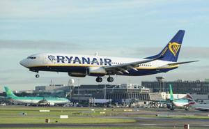 Ryanair cancelará en España 200 vuelos diarios el 25 y el 26 de julio