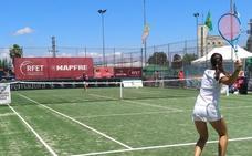 Recta final para el III Torneo de tenis WTA de Don Benito