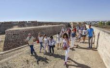Visitas guiadas por Badajoz cada jueves del verano