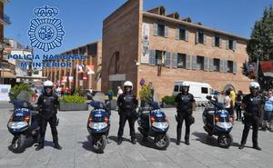 La Policía tendrá un equipo motorizado para zonas comerciales y turísticas