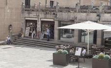 La tendera de San Jorge no cerrará el local y forzará el desahucio obligatorio