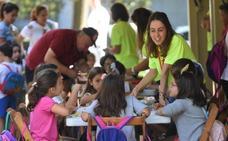 Los niños vuelven a llenar Castelar con Vive el Verano