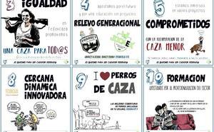 Éxito de la nueva campaña en RRSS de FEDEXCAZA