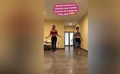 Cristina Pedroche vuelve a sorprender en Instagram