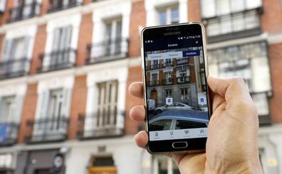 La realidad aumentada llega a las aplicaciones móviles bancarias de compra y alquiler de vivienda