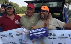 Celestino Villarino se impone en el Campeonato de Extremadura de RRCC