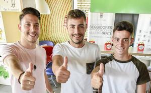 3x1 de presentaciones para abrir boca en el Badajoz