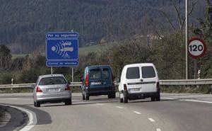 La DGT intensifica la vigilancia de furgonetas en Extremadura