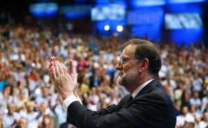 Rajoy se marcha sin señalar a su favorito