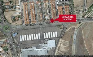 La Policía Local de Badajoz denuncia a un ciclista atropellado en un paso de cebra