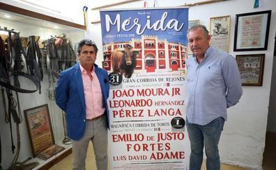 El extremeño Emilio de Justo toreará en la Feria de Mérida 2018