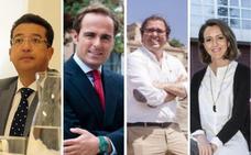 Manzano, Parejo, Casero y Cortés, en la lista de la candidatura de Pablo Casado
