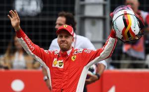 Sebastian Vettel, a por otro golpe de efecto en el ecuador del Mundial