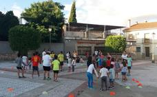Trujillo recupera las barriadas para que jueguen los menores
