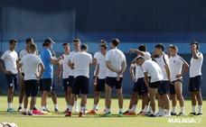 El Extremadura cae ante el Málaga en su primer test de preparación