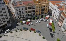 Dos detenidos y tres heridos en una reyerta de madrugada en Badajoz