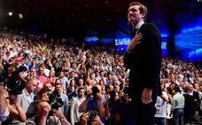 Casado cita a Sáenz de Santamaría para integrar a los perdedores en la dirección del PP