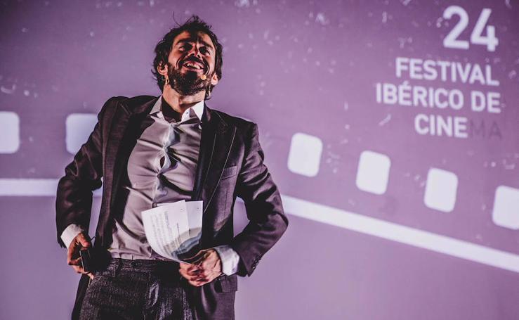 Entrega de galardones del 24 Festival Ibérico de Cine de Badajoz