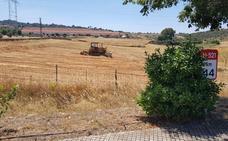 El lento arranque de la ronda sur-este de Cáceres