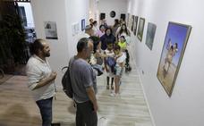 Exposición en el Espacio Belleartes del colectivo Arte16