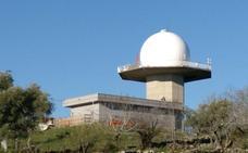 Entra en servicio en la provincia de Cáceres un nuevo radar aéreo para los vuelos del suroeste