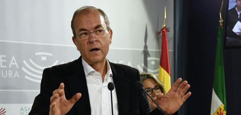 Monago asegura que la salida de Pozo más que perjudicar beneficia al PP
